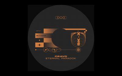 CRAVO Delivers Dark Techno EP, Eternal Paradox, via SK_eleven