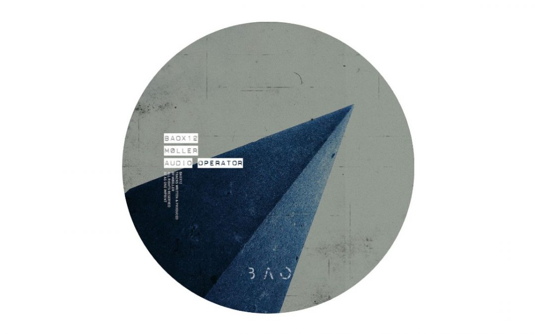 MØLLER Releases Modular Minimal Techno EP, Audio Operator