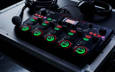 Boss RC-505mkII Loop Station Reimagines Iconic Tabletop Instrument