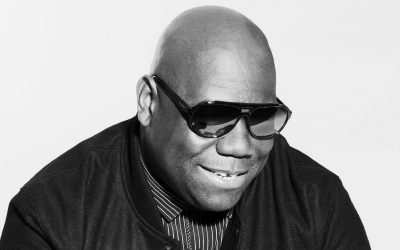 Carl Cox Urges Fans to Get COVID-19 Vaccine in NHS Video