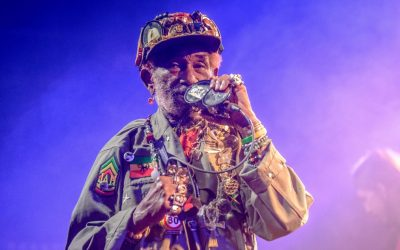 Jamaican Music Icon Lee 'Scratch' Perry Dead at 85