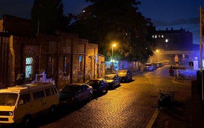 OXI Garten in Berlin Shut Down Following Noise Complaints