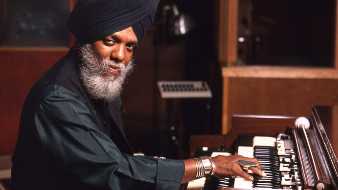 Dr. Lonnie Smith Hammond organ