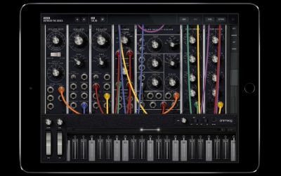 Moog's Model 15 Modular App Now Available As a VST for macOS Users