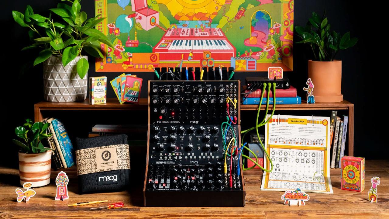 Moog Sound Studio three-synth bundle