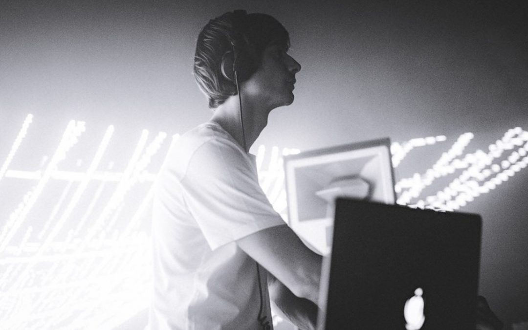 Luigi Tozzi Delivers Hypnotic Techno EP, Almost Blue